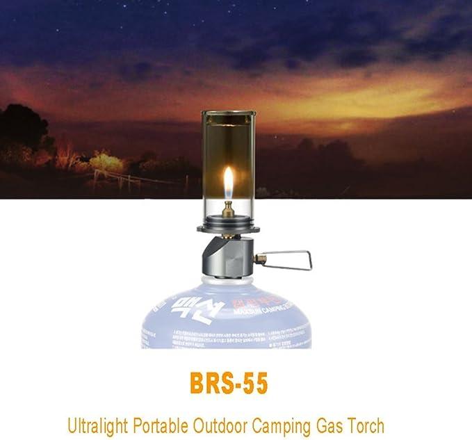 BRS de 55 con encantadores Vela Bombilla Lámpara de luz ...