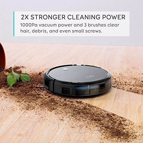 From U S A Eufy Robovac 11 High Suction Self Charging