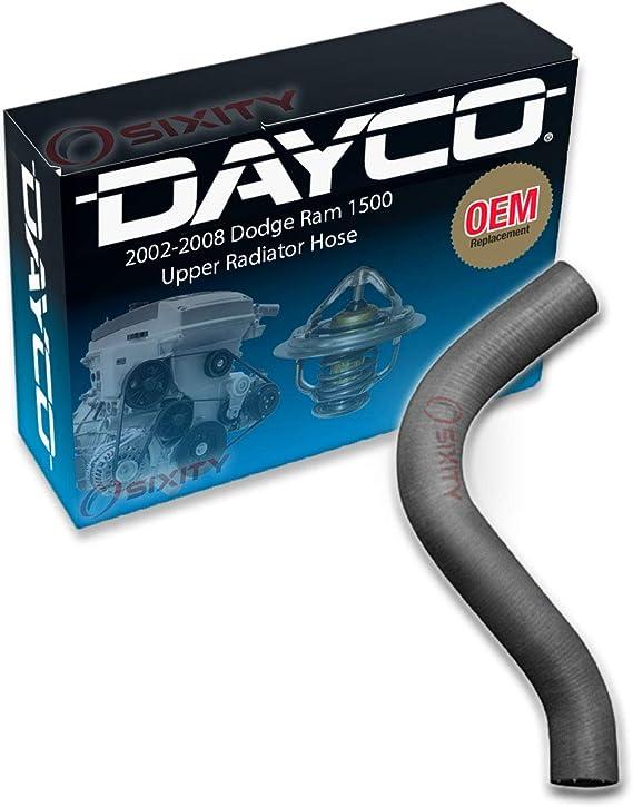 2 Dayco Radiator Coolant Hose Upper Lower For Ram Dakota