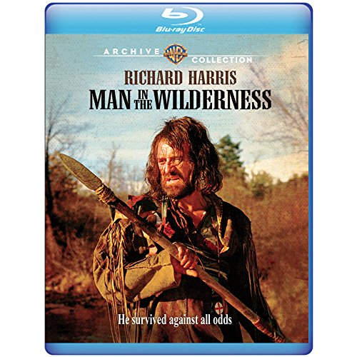Man in the Wilderness (1971) [Blu-ray] -