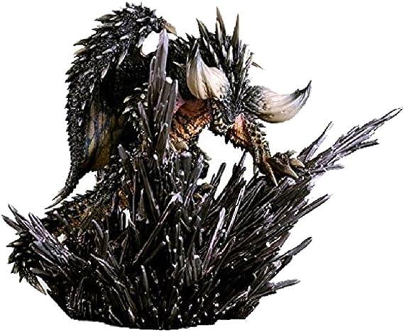 Amazon モンスターハンター ワールド コレクターズ エディション Monster Hunter World Collector S Edition 特典 Nergigante Figure ネルギガンテ フィギュア 特典のみ フィギュア ドール 通販