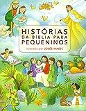 capa de Histórias da Bíblia Para Pequeninos