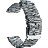 Accessory for Samsung Galaxy Watch,Natarura New Fashion Replacement Woven Fabric Wrist Strap Quick Release Watch Band for Samsung Galaxy Watch 46mm/42mm Smart Watch
