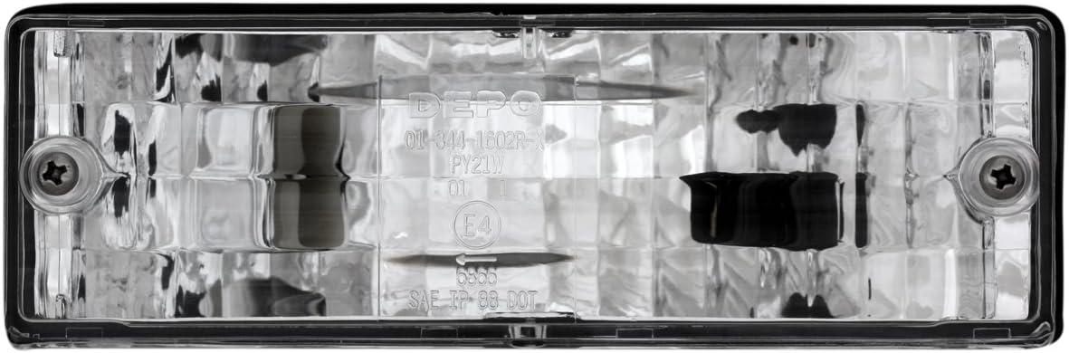 Freccia anteriore per  E30 colore Dectane KGB05 Nero