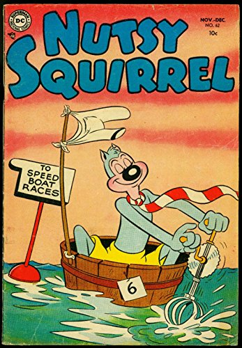 nutsy-squirrel-62-1954-dc-funny-animal-famous-egg-beater-cover-vg