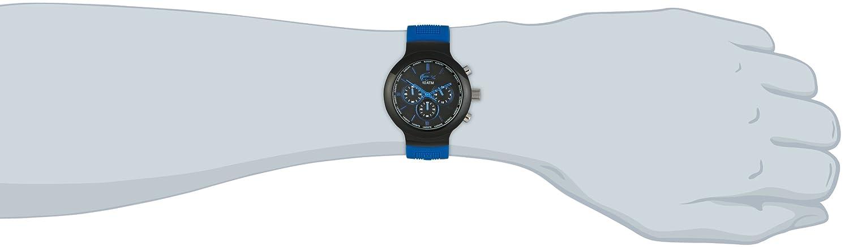 2010654 Bleu Montre Homme Bracelet Silicone Analogique Lacoste Quartz 8nOvm0wyN