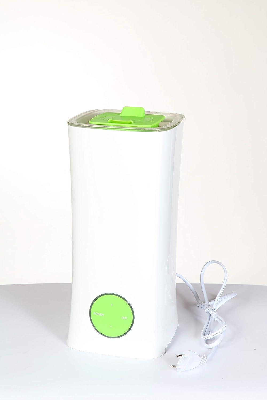 PROZONE Ionizador de Aire Humidificador Ultrasonico Aromaterapia ...