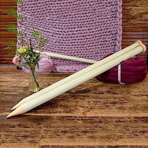 various design pretty cool best authentic Paire d'aiguilles ultra-légère tricot 1 mètre à 30 mm, 40 mm ...