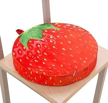 Amazon.com: mytodo dibujos animados impresión dúplex Fruta ...