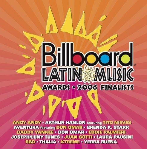 VA-Billboard Latin Music Awards 2006 Finalists-ES-CD-FLAC-2006-FLACME Download