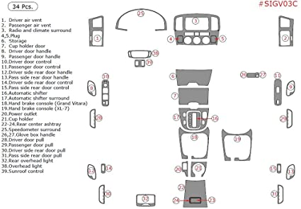Suzuki Xl7 Sunroof Diagram Auto Electrical Wiring Diagram