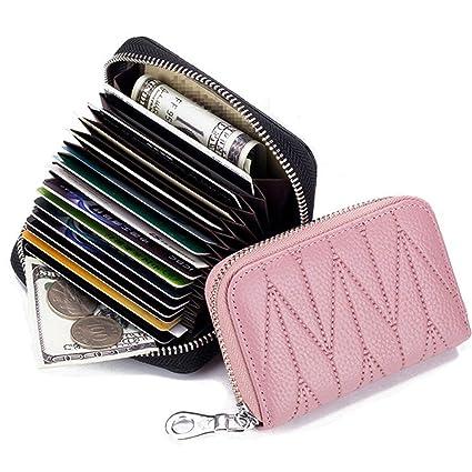 Tarjeta De Crédito con Bloqueo RFID para Mujer Paquete De ...