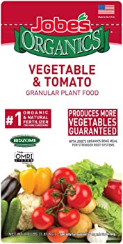 Jobe's Fast-acting Organic Granular Fertilizer For Tomatoes And Peppers