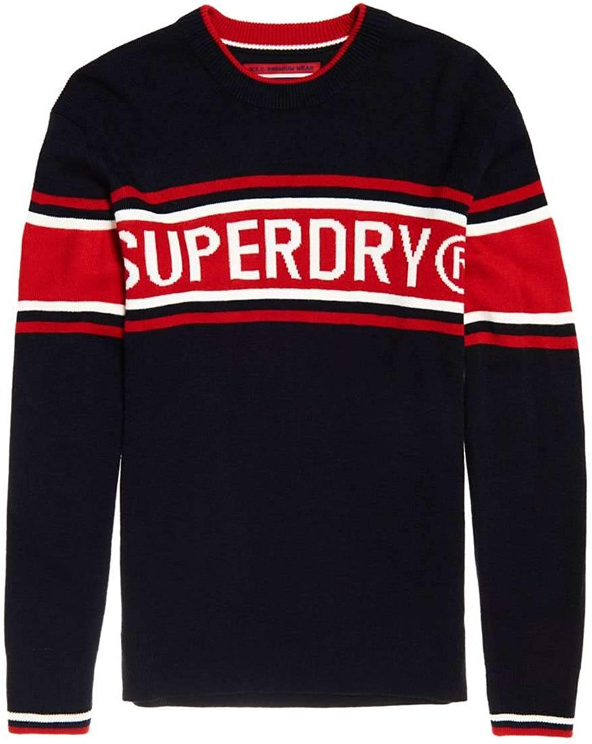 TALLA 3XL. Superdry Jersey Oslo Racer