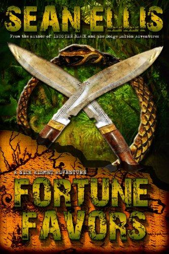 Fortune Favors: A Nick Kismet Adventure (Nick Kismet Adventures Book 3) Pdf