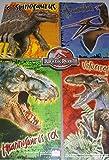 Jurassic Park III 2001 Starline Poster Trannosaurus Rex