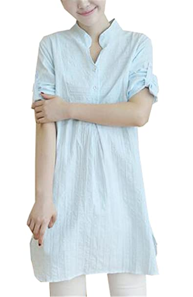AILIENT Mujer Ropa Bebé Para La Camiseta de Maternidad Mujeres Embarazadas Camisas Top Informal T-