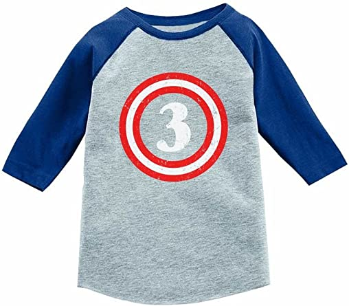 Horse Kids Jersey Raglan T-Shirt Children 3//4 Sleeve Baseball Shirt Top