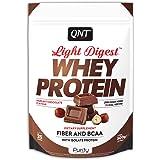QNT Light Digest Whey Protein 500Grams Hazelnut Chocolate