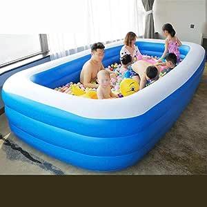 B/H Bañera Piscina de para Adultos,Piscina Hinchable para niños y Adultos,Piscina Hinchable Super Profunda-1.8mD: Amazon.es: Hogar