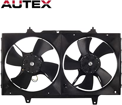214810Z001 NI3115105 New Cooling Fan Assembly for Nissan Altima 1998-2001