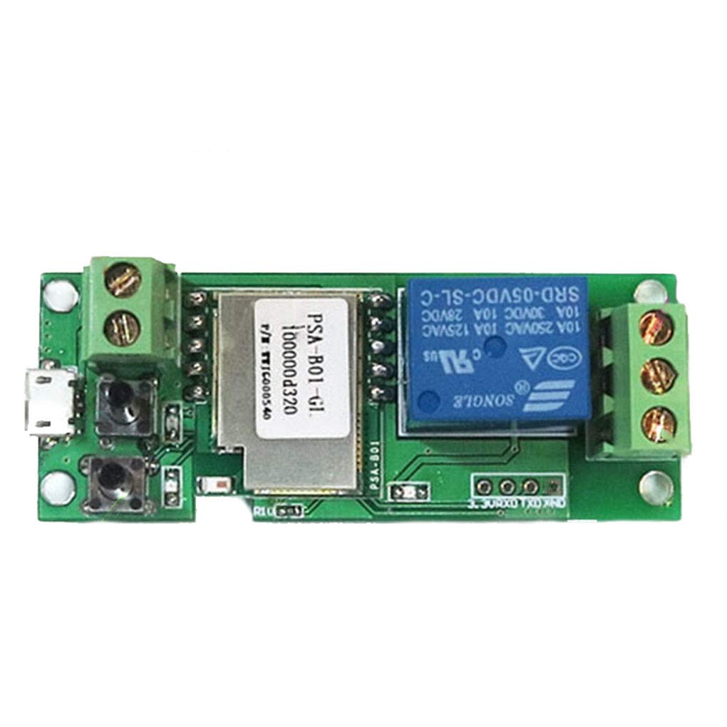 SONOFF D12V//5V Long Distance Remote Timing WiFi Wireless Switch Module for IOS//Android Smart Home Stevlogs