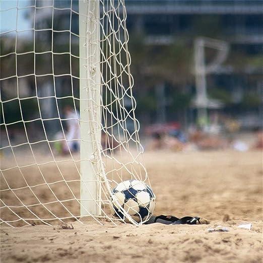 Details about  /Soccer Goal Net Football Nets Polypropylene Mesh Gates Sports Training Post Nets