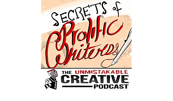 Unmistakable creative podcast