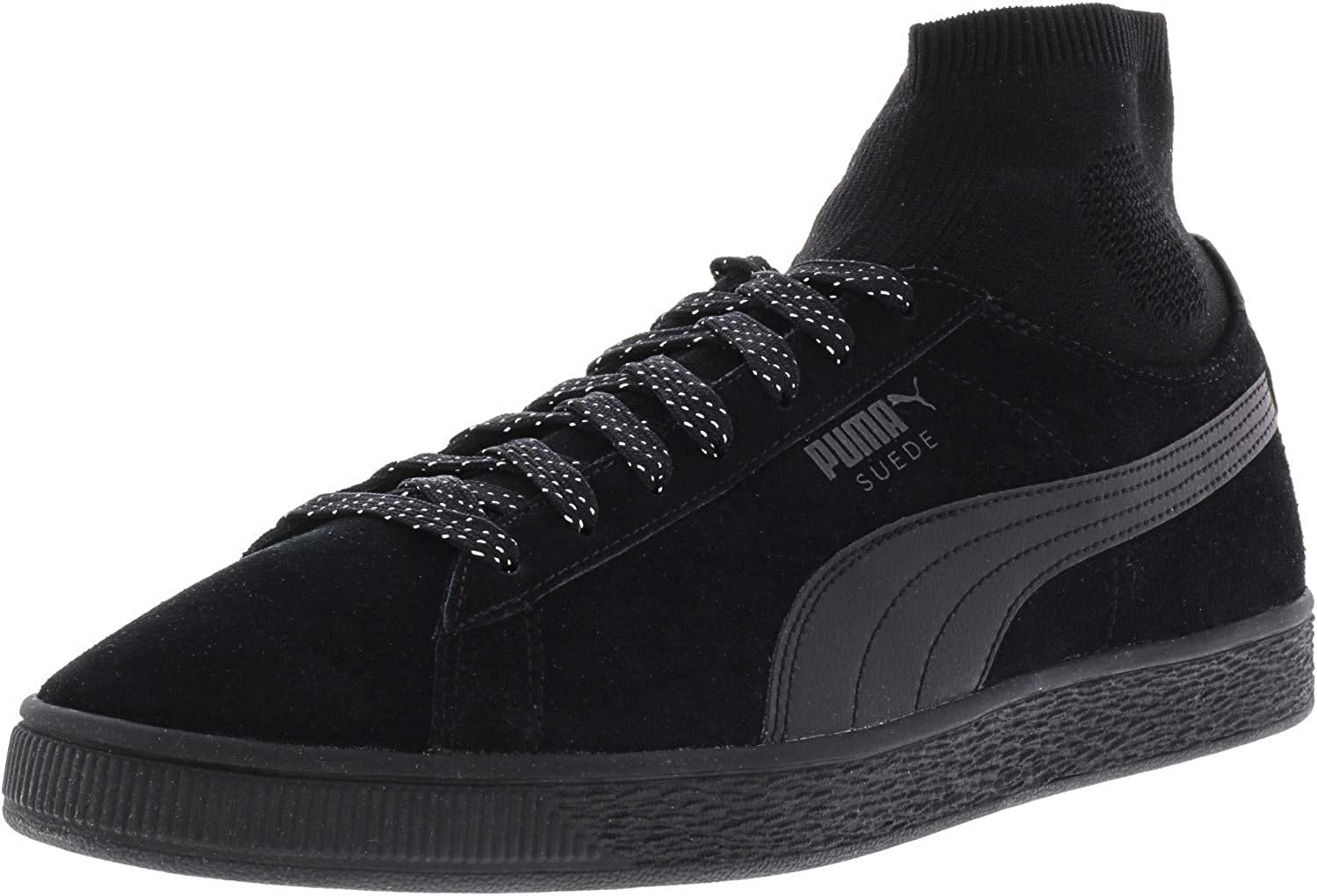 purchase cheap 9d636 3a11f Amazon.com | PUMA Men's Classic Sock High-Top Suede Fashion ...