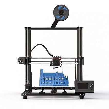 Impresora 3D. El tamaño de la Pieza es de 300 x 300 x 350 mm ...
