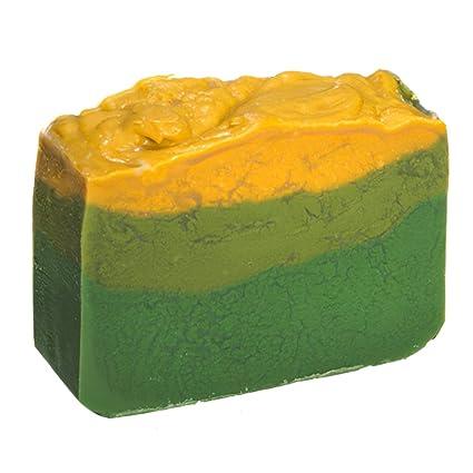Pastilla de jabón de aguacate con aceite de jazmín (4Oz)- Orgánico y artesanal