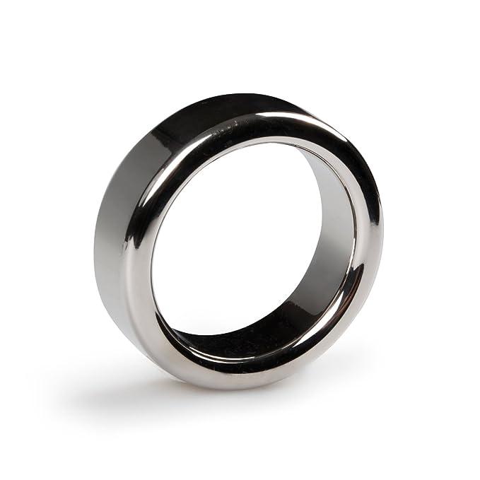 Sinner Gear - Cockring (anillo de pene) metálico, 45 mm ...