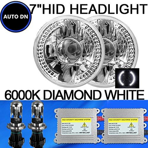 7 inch headlight non sealed - 5