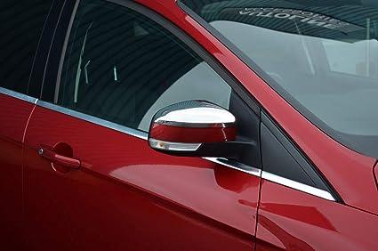 Cubiertas cromadas para espejo retrovisor para adaptarse a ...
