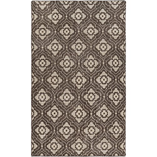 Surya CYP1013-3353 Hand Knotted Casual Accent Rug, 3-Feet 3-Inch by 5-Feet 3-Inch