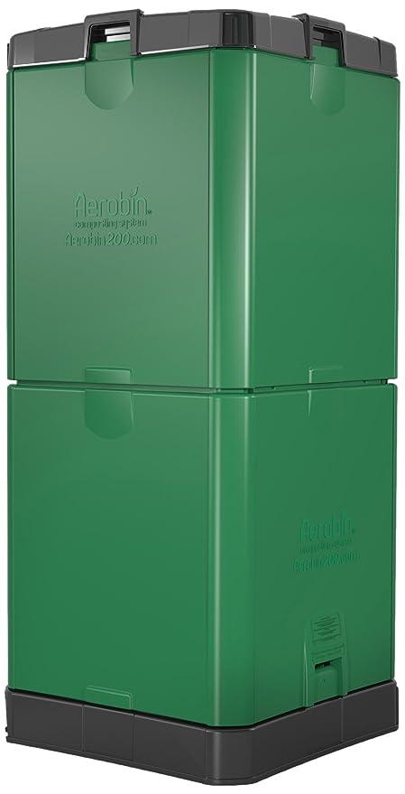 Amazon.com: Exaco Aerobin 200 con aislamiento compostador ...