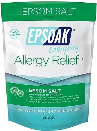 Amazon Epsoak Epsom Salt