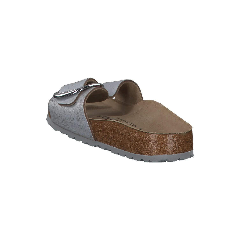 5aa2b318efad Birkenstock Madrid Big Buckle SL W Sandal  Amazon.co.uk  Shoes   Bags