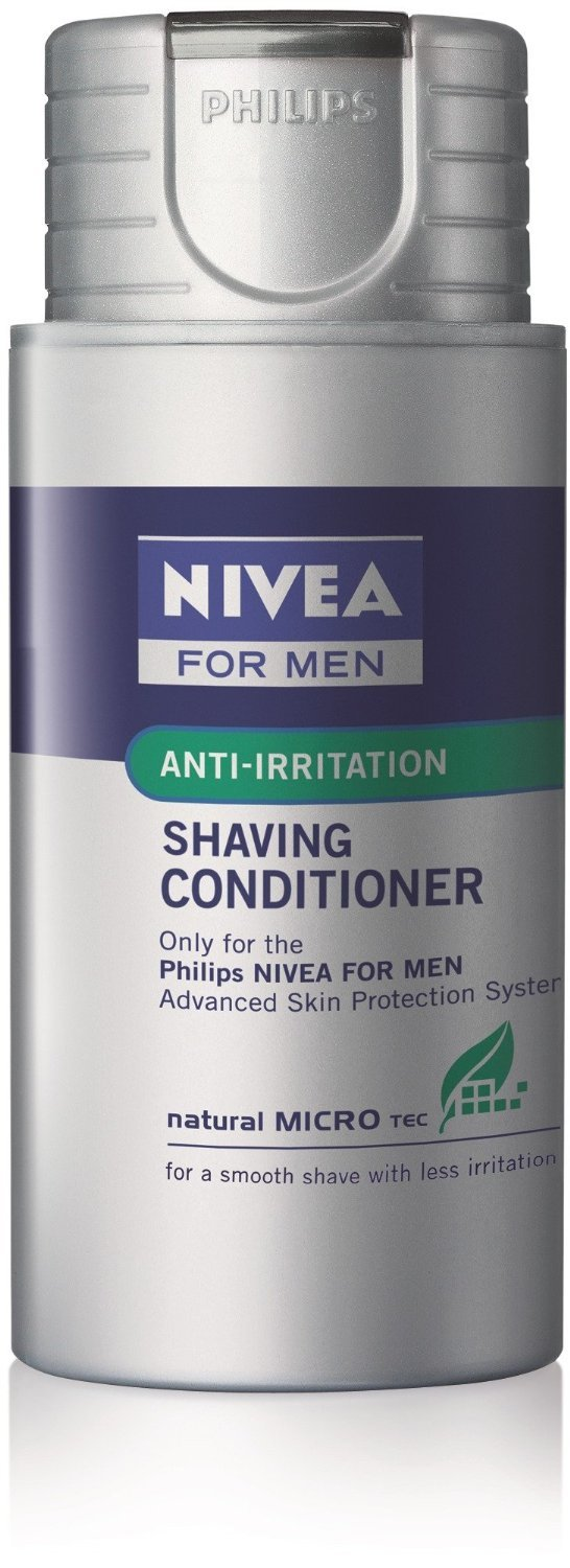 Philips Norelco(R) HS800/14 Nivea for Men Anti Irritation Shaving Conditioner Single Pack Philips N by NORELCO [Beauty]