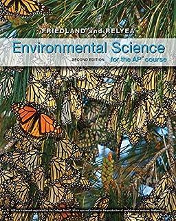 Amazon friedlandrelyea environmental science for ap environmental science for ap fandeluxe Image collections