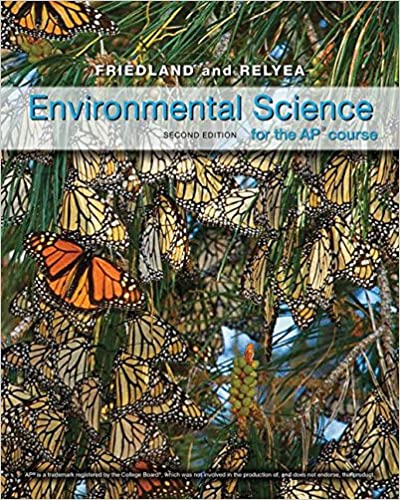 Environmental science for ap andrew friedland rick relyea environmental science for ap andrew friedland rick relyea 9781464108686 amazon books fandeluxe Gallery