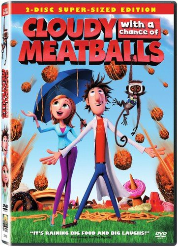 Cloudy with a Chance of Meatballs image cover