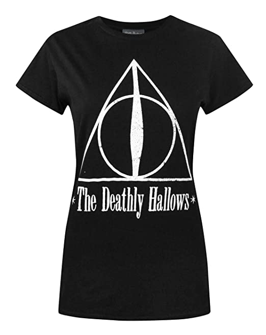 Mujeres - Official - Harry Potter - Camiseta (XL)