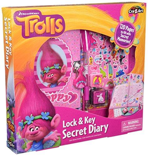 Cra Z Art Trolls Secret Diary Diaries