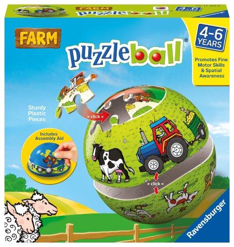 (Ravensburger Farm 24-Piece Puzzleball)