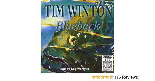 blueback tim winton summary