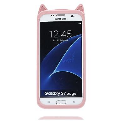 Amazon.com: Samsung Galaxy S7 Edge Funda, Samsung Galaxy S7 ...