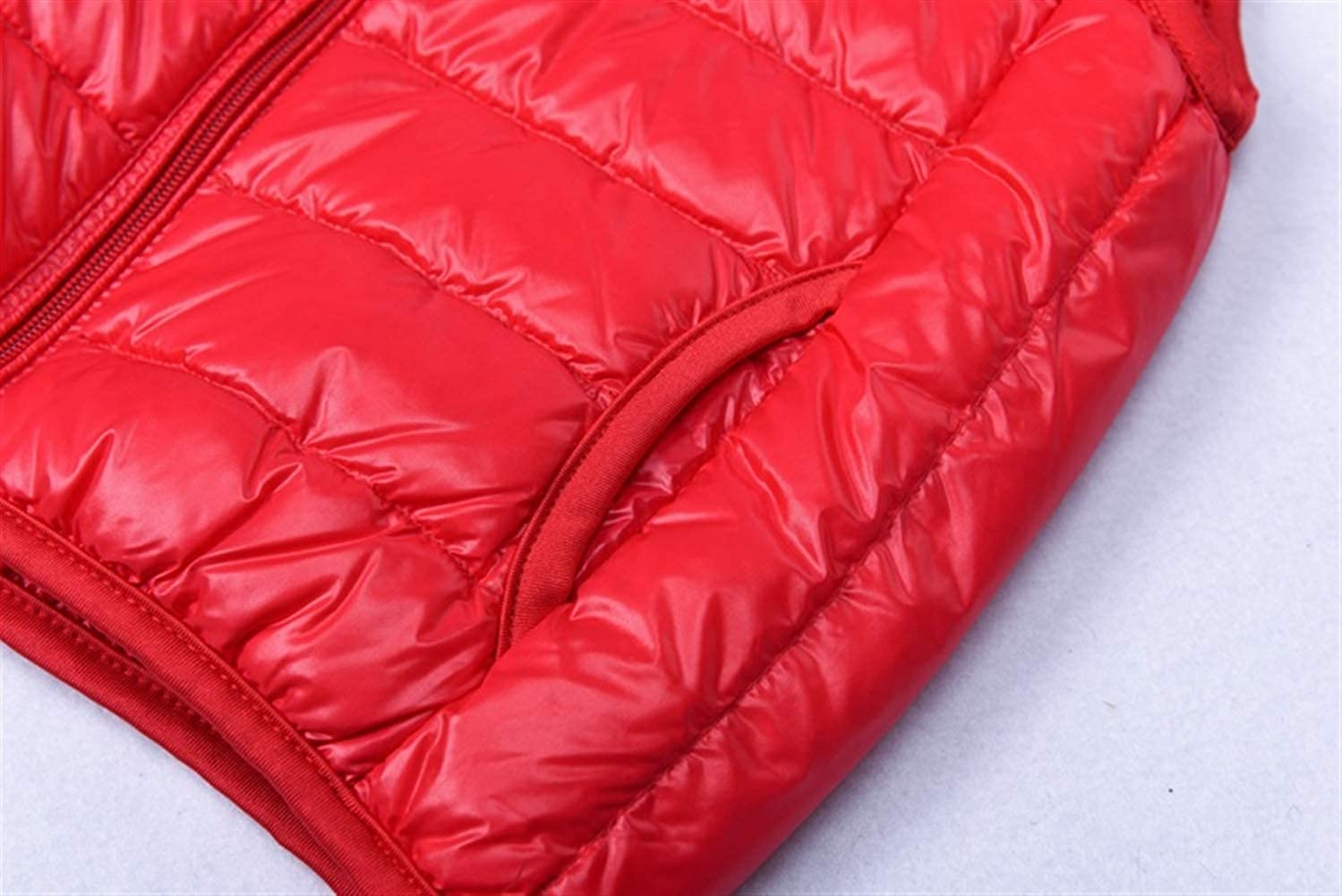 SK Studio Boys Girls Light Weight Down Vest Kids Lightweight Sleeveless Jacket Boys Girls Puffer Down Vest