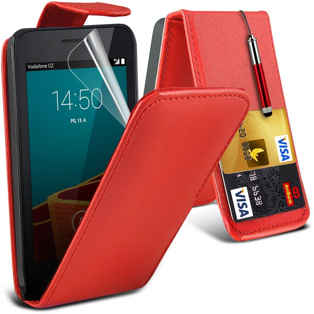 premium selection 2a415 1fef8 i-Tronixs <b>Vodafone smart first 6 Case<: Amazon.co.uk: Electronics