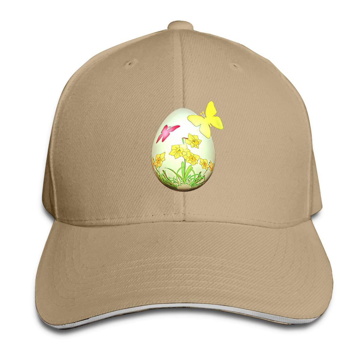 Gorra de béisbol clásica de Huevo de Pascua, Ajustable para ...